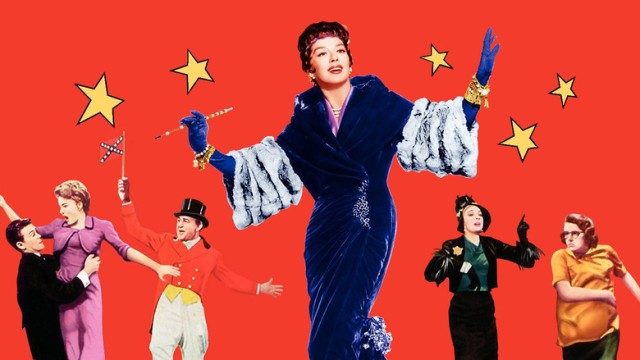 Wish I'd had an Auntie Mame.