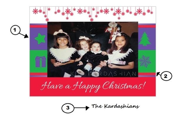 christmascardkardashians